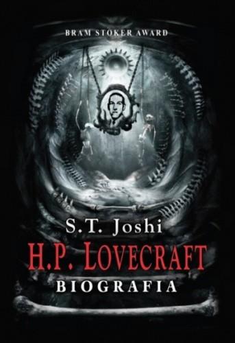 Okładka książki H.P. Lovecraft. Biografia