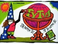 Okładka książki Tytus, Romek i A'Tomek. Księga VIII. Tytus astronomem