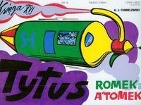 Okładka książki Tytus, Romek i A'Tomek. Księga XVI. Tytus dziennikarzem