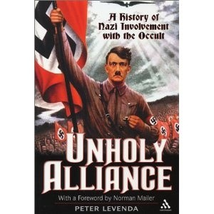 Okładka książki Unholy Alliance: A History of Nazi Involvement with the Occult