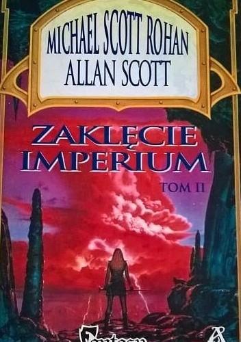 Okładka książki Zaklęcie imperium