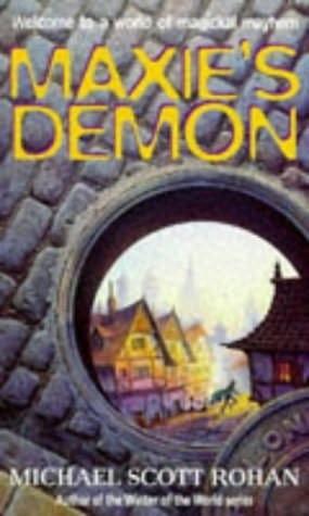 Okładka książki Maxie's Demon