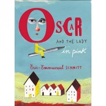 Okładka książki Oscar and the Lady in Pink