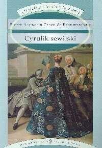 Okładka książki Cyrulik sewilski