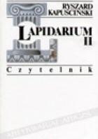 Lapidarium II