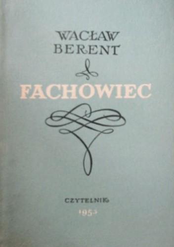 Okładka książki Fachowiec
