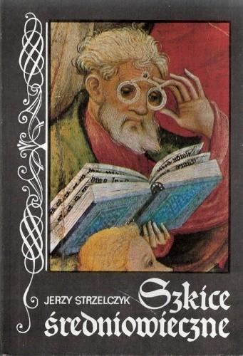 Okładka książki Szkice średniowieczne