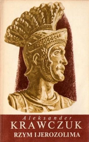 Okładka książki Rzym i Jerozolima