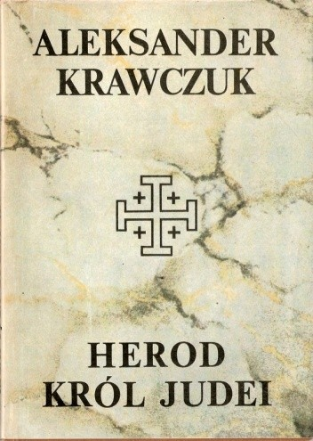 Okładka książki Herod król Judei