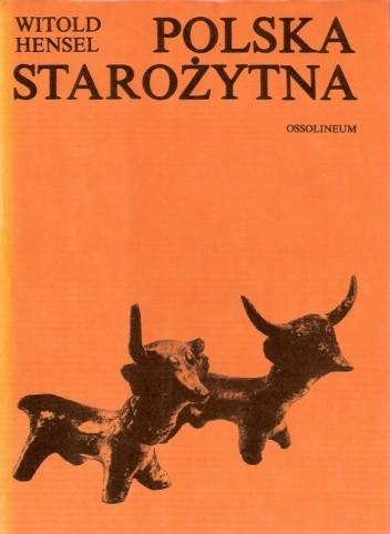 Okładka książki Polska starożytna