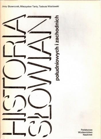 Okładka książki Historia Słowian południowych i zachodnich