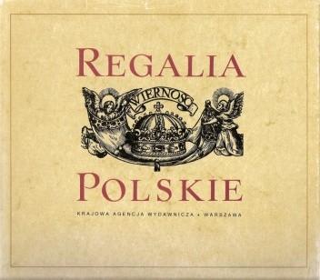 Okładka książki Regalia polskie