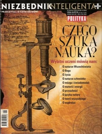 Okładka książki Niezbędnik Inteligenta, nr 6/2010