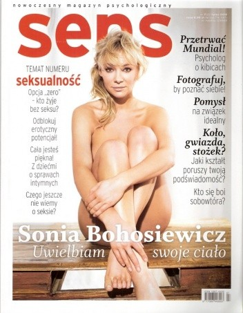 Okładka książki Sens, nr 7 (22) / 2010