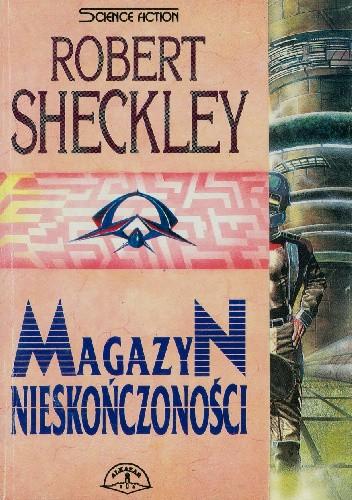 Okładka książki Magazyn Nieskończoności