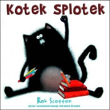 Okładka książki Kotek Splotek