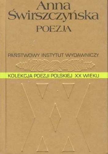 Okładka książki Poezja