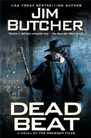 Okładka książki Dead Beat