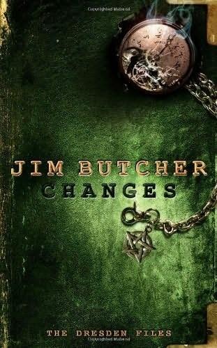 Okładka książki Changes