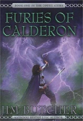Okładka książki Furies of Calderon