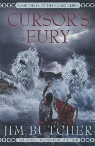 Okładka książki Cursor's Fury
