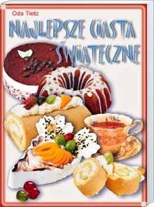 Okładka książki Najlepsze ciasta świąteczne