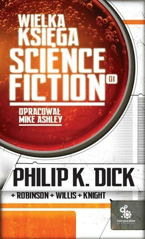Okładka książki Wielka Księga Science Fiction, t.1
