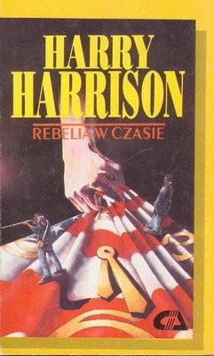 Okładka książki Rebelia W Czasie