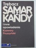 Okładka książki Trębacz z Samarkandy i inne opowiadania