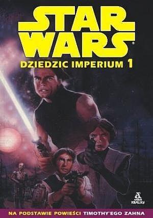 Okładka książki Dziedzic Imperium 1