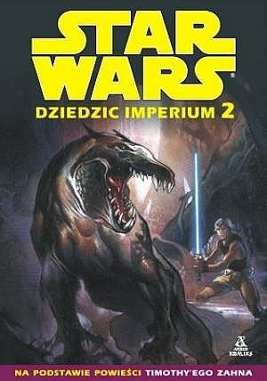 Okładka książki Dziedzic Imperium 2