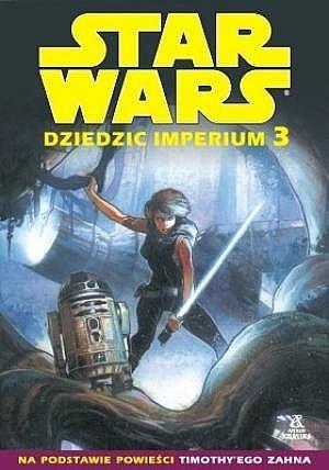 Okładka książki Dziedzic Imperium 3