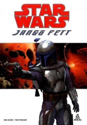 Okładka książki Jango Fett