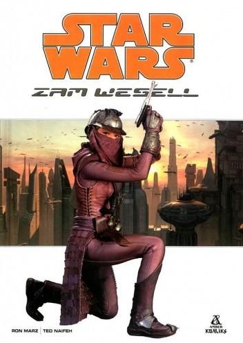 Okładka książki Zam Wesell