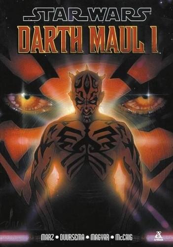 Okładka książki Darth Maul 1