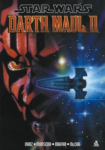 Okładka książki Darth Maul 2