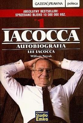 Okładka książki Iacocca. Autobiografia