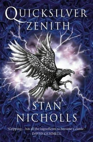 Okładka książki Quicksilver Zenith (The Righteous Blade)