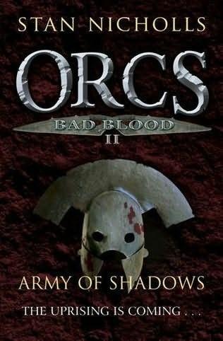 Okładka książki Army of Shadows