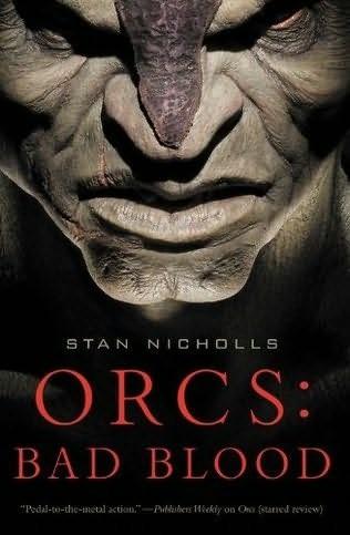 Okładka książki Orcs: Bad Blood