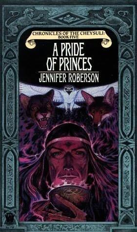 Okładka książki A Pride of Princes