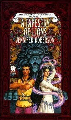 Okładka książki A Tapestry of Lions
