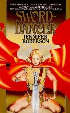 Okładka książki Sword-Dancer