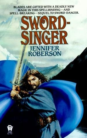 Okładka książki Sword-Singer