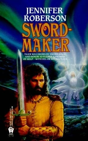 Okładka książki Sword-Maker