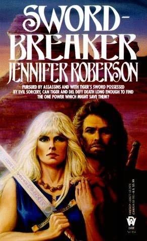 Okładka książki Sword Breaker