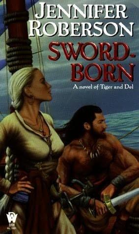 Okładka książki Sword-Born