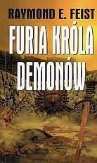 Okładka książki Furia króla demonów