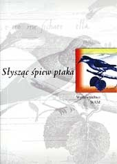 Okładka książki Słysząc śpiew ptaka. Spotkania z Anthonym De Mello SJ