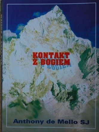 Okładka książki Kontakt z Bogiem. Konferencje rekolekcyjne